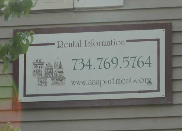 rental info for 416 s 5th ave ann arbor